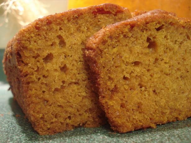 Pumpkin Bread Recipe With Canned Pumpkin  Pumpkin Bread Food