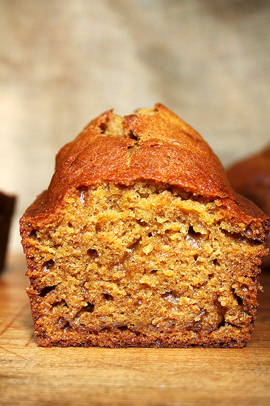 Pumpkin Bread Recipe With Canned Pumpkin  Super Delicious Pumpkin Bread