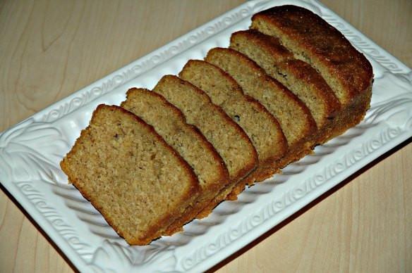 Pumpkin Bread With Fresh Pumpkin  Fresh Pumpkin Bread