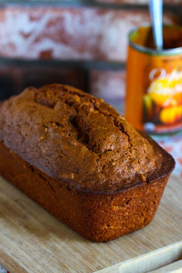 Pumpkin Bread With Fresh Pumpkin  Pumpkin Bread Recipe Fresh Tastes Blog