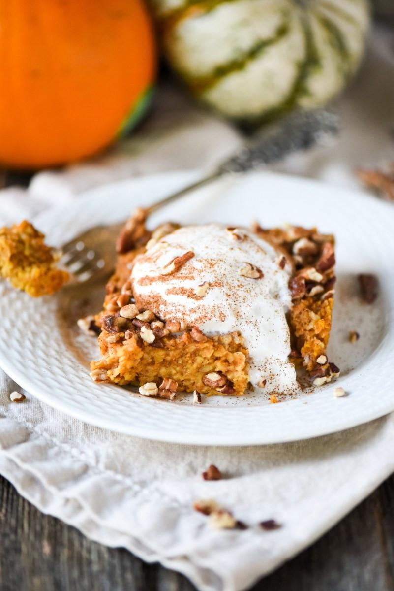Pumpkin Breakfast Recipes  20 Healthy Pumpkin Breakfast Recipes