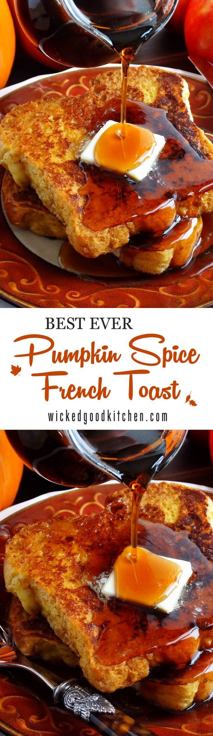 Pumpkin Breakfast Recipes  28 best images about Breakfast on Pinterest