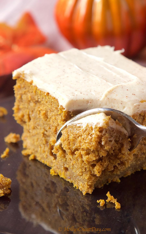Pumpkin Cake Recipe  pumpkin pie cake recipe