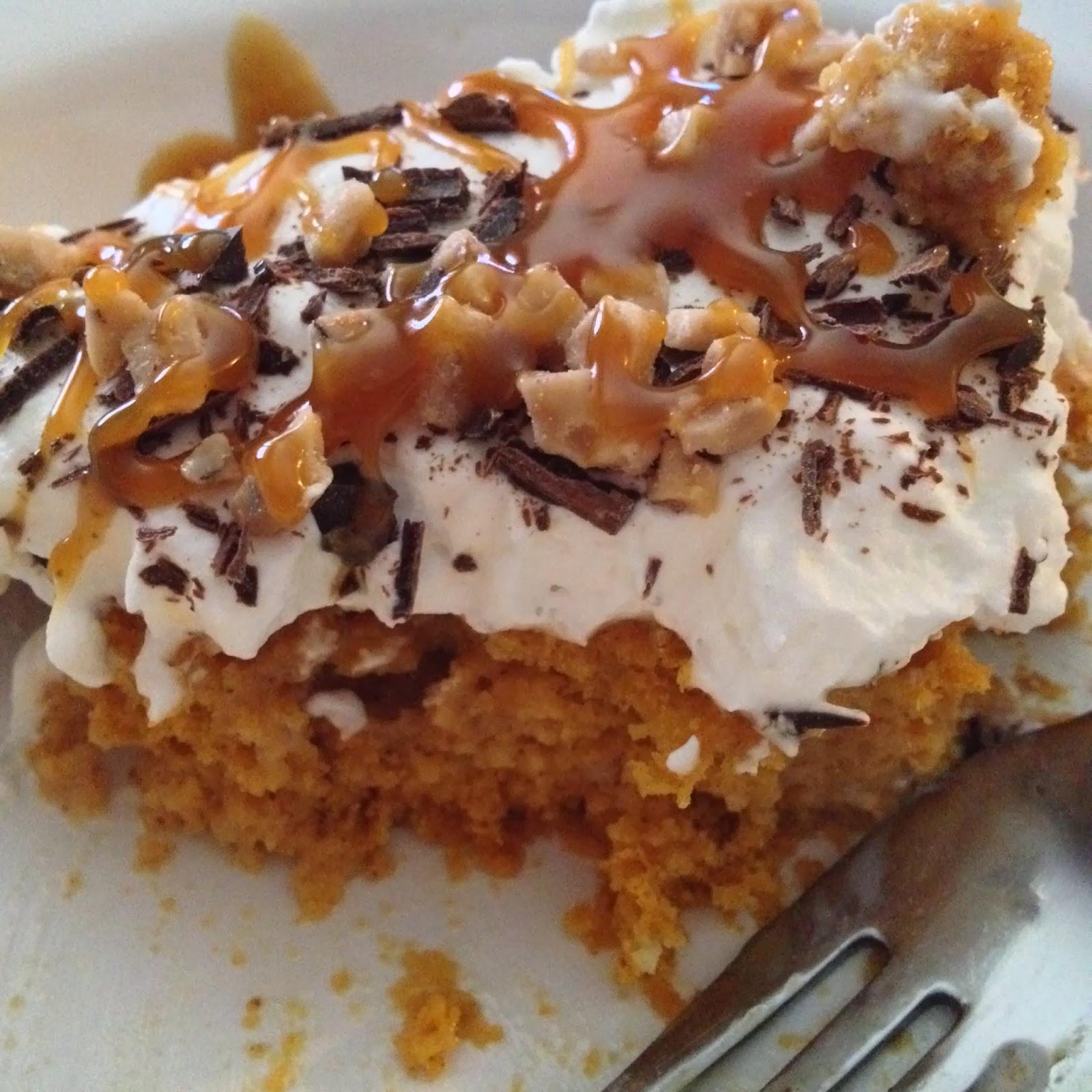 Pumpkin Cake Recipe  LIFE is better in PINK The Best Pumpkin Cake You Will