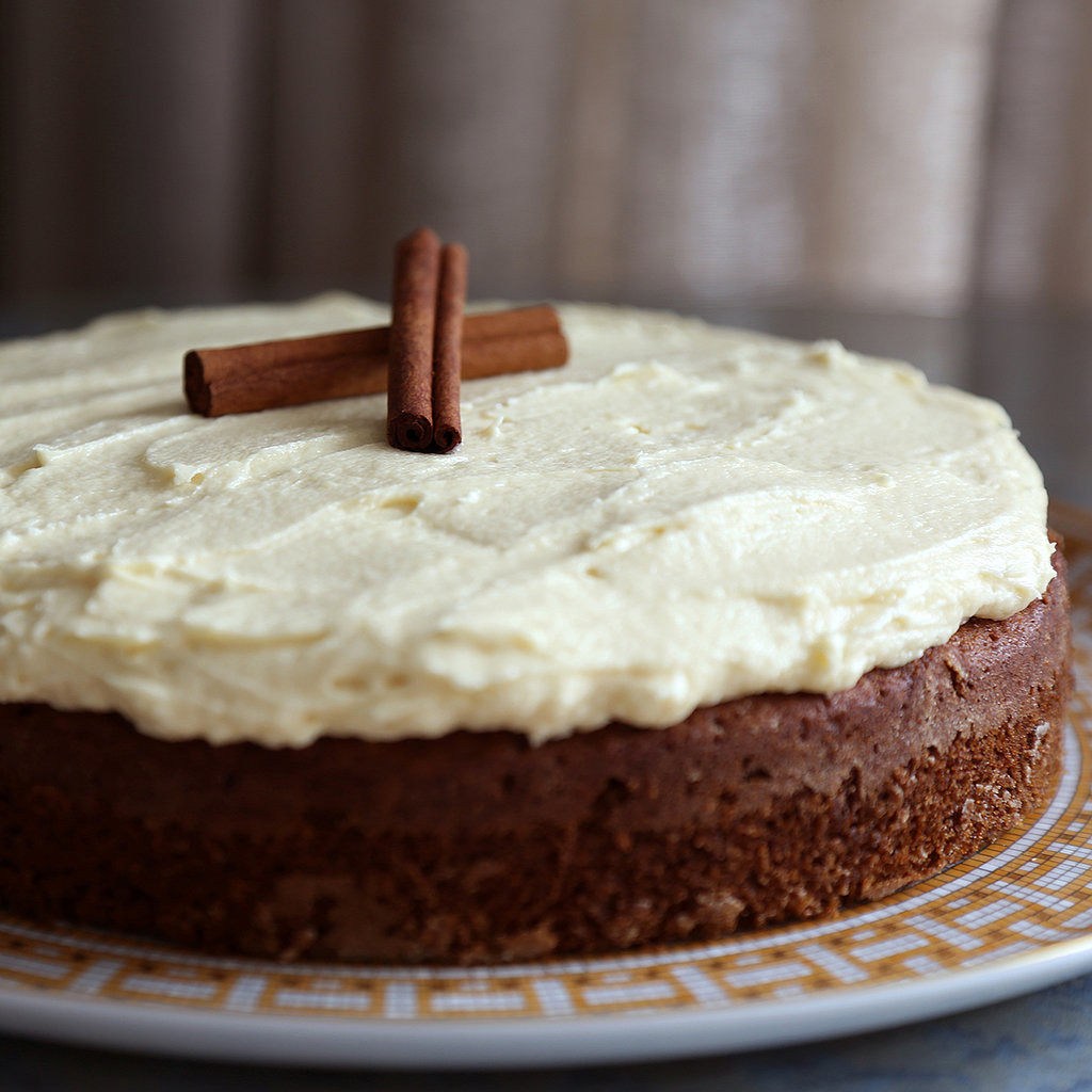 Pumpkin Cake With Cream Cheese Frosting  Easy Pumpkin Cake With Cream Cheese Frosting Recipe