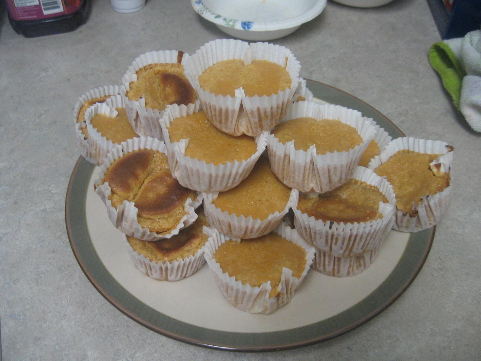 Pumpkin Cheese Cake Bites  parentwin Recipe Monday Pumpkin Cheesecake Bites
