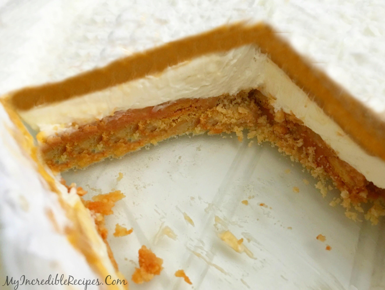 Pumpkin Cheesecake Lasagna  Pumpkin Cheesecake Lasagna