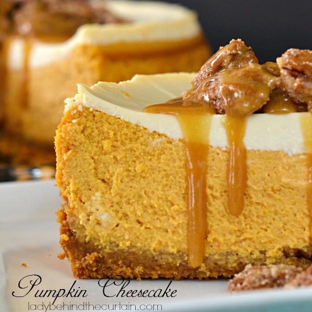Pumpkin Cheesecake Recipe  Pumpkin Cheesecake