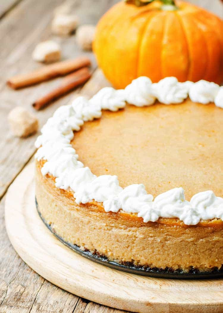 Pumpkin Cheesecake Recipe  Pumpkin Cheesecake A Cheesecake Factory Menu Favorite