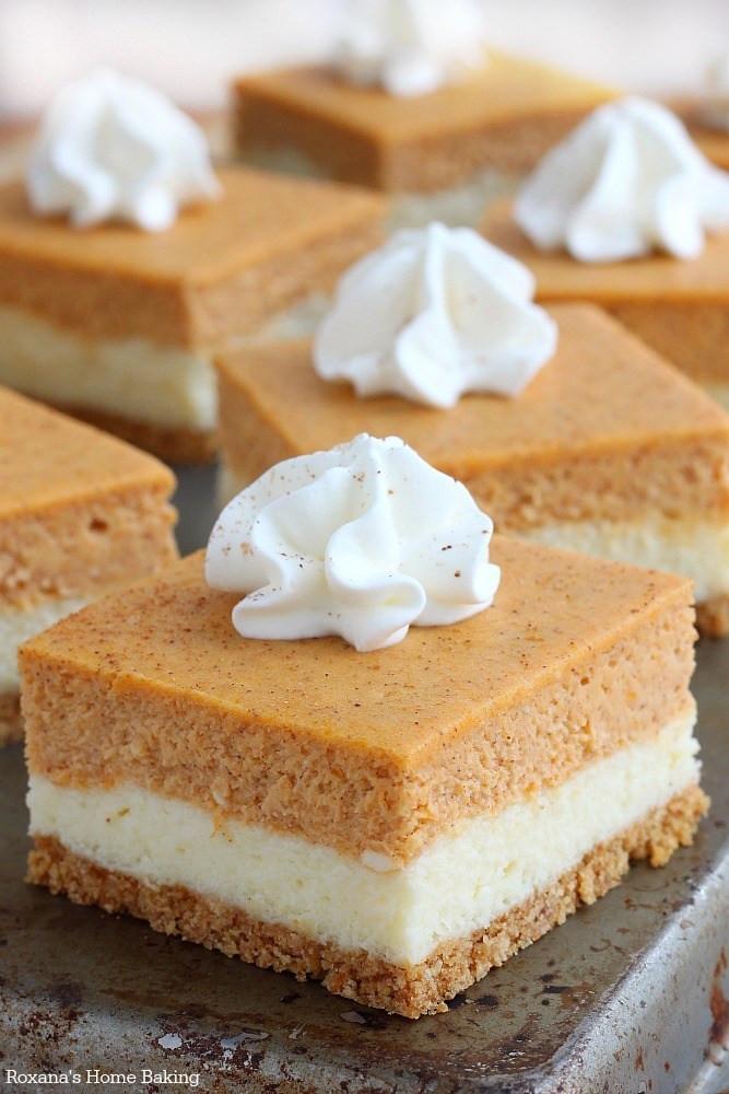 Pumpkin Cheesecake Recipe  Best Pumpkin Recipes Fall Recipes The 36th AVENUE