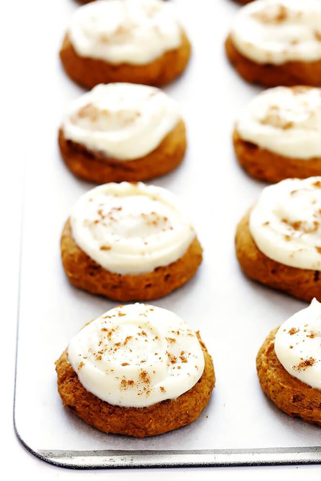 Pumpkin Cookies Recipe  pumpkin cookies