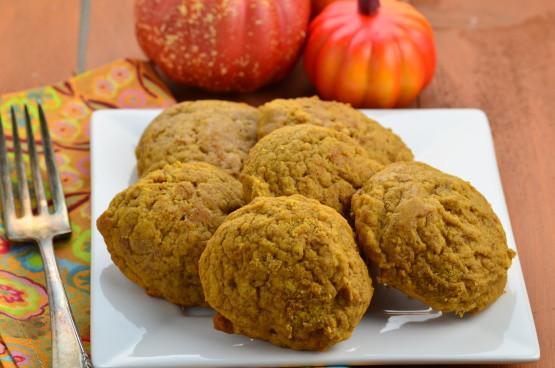 Pumpkin Cookies Recipe  Best Pumpkin Cookies Recipe Genius Kitchen