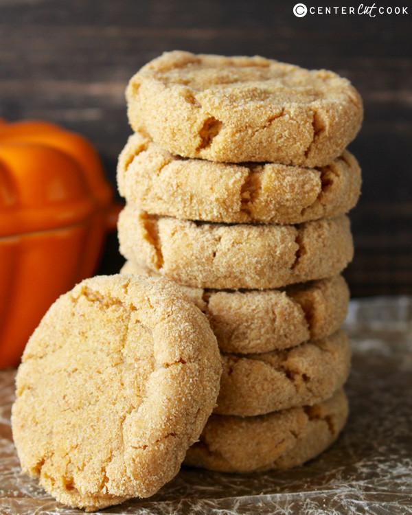 Pumpkin Cookies Recipe  Pumpkin Cheesecake Cookies Recipe