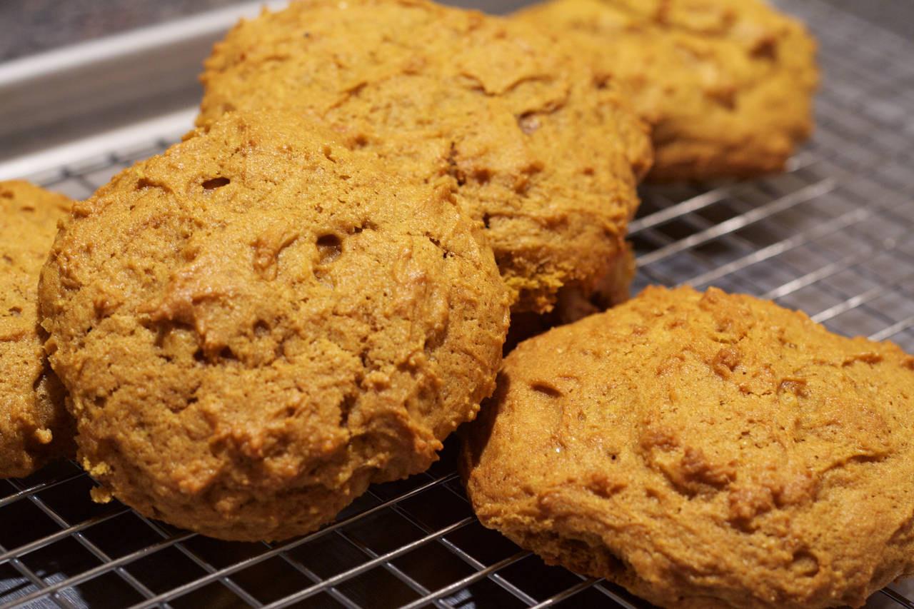 Pumpkin Cookies Recipe  Pumpkin Spice Cookies Recipe MakeBetterFood