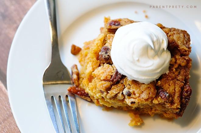 Pumpkin Crunch Cake Recipe  50 Pumpkin Dessert Recipes To Get You In The Mood For Fall