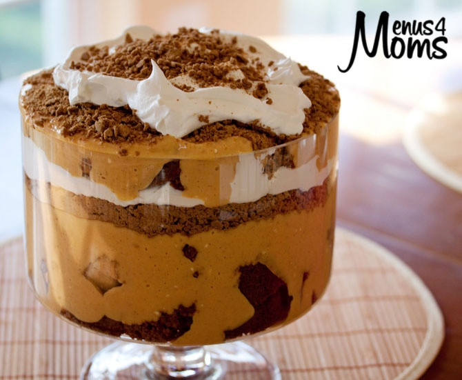 Pumpkin Dessert Pinterest  For thanksgiving dessert
