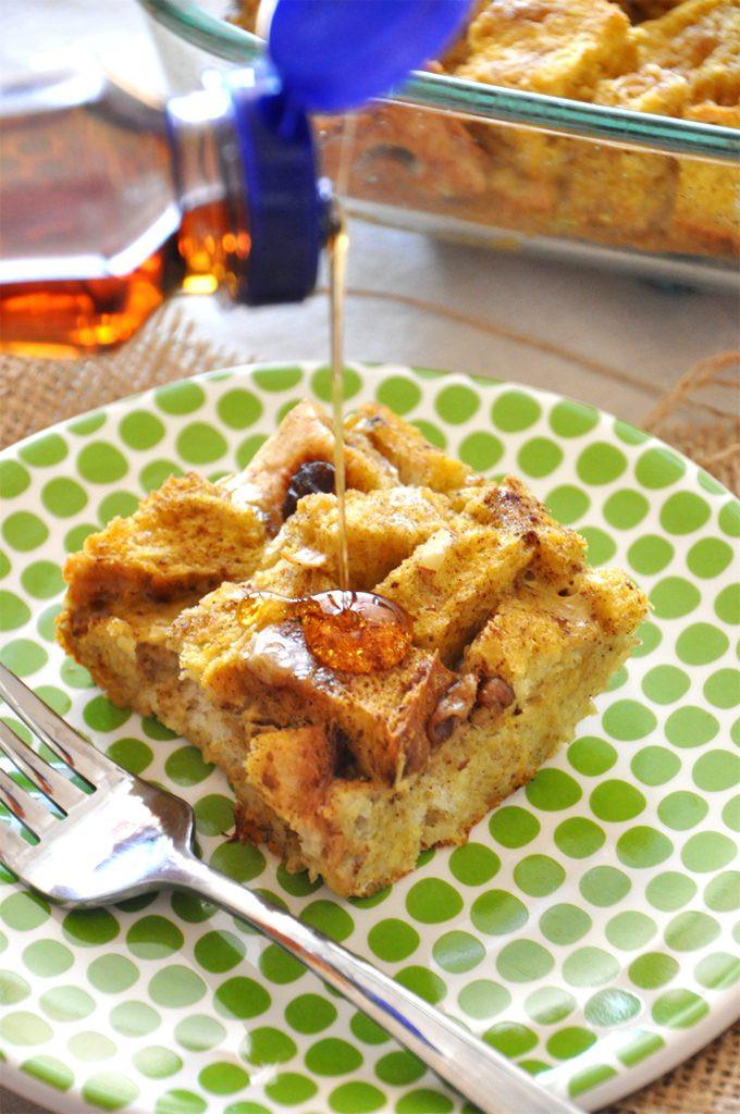 Pumpkin French Toast Casserole  Pumpkin Desserts Must Try Delicious Pumpkin Recipes