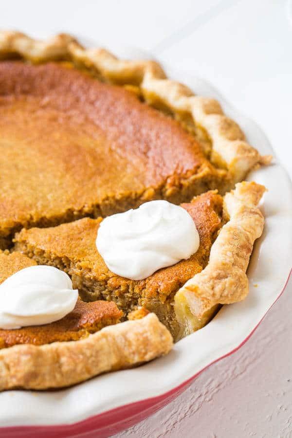 Pumpkin Mousse Pie  Pumpkin Mousse Pie Sweet & Savory by Shinee