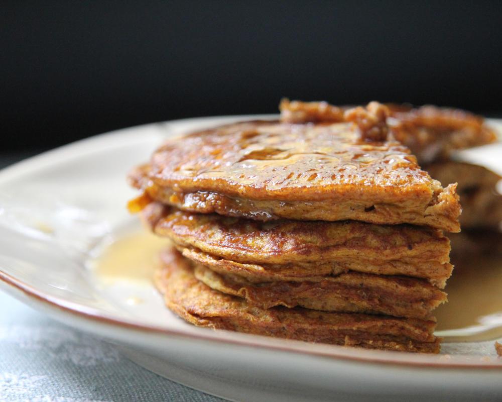 Pumpkin Pancakes Recipe  Paleo Pumpkin Pancakes Recipe