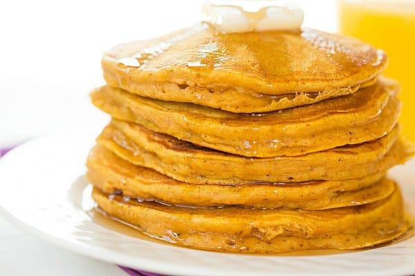 Pumpkin Pancakes Recipe  Pumpkin Pancakes Recipe