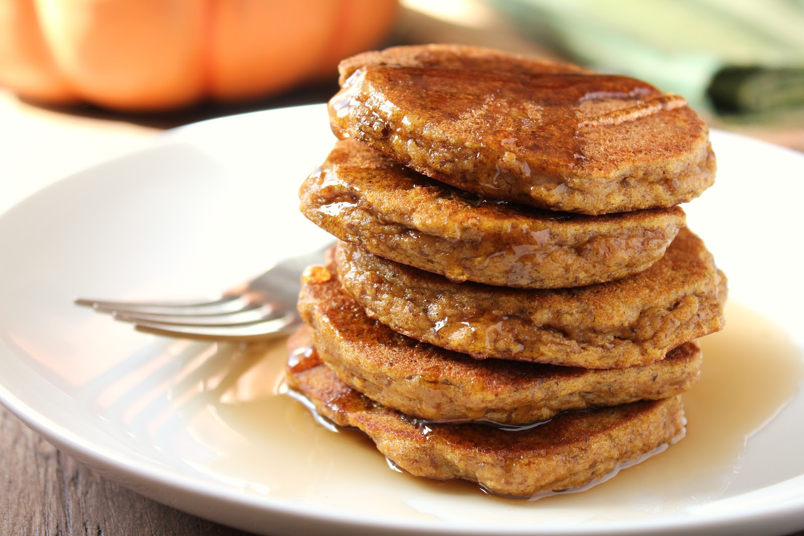 Pumpkin Pancakes Recipe  FODMAP Free Pumpkin Pancakes Living FODMAP Free
