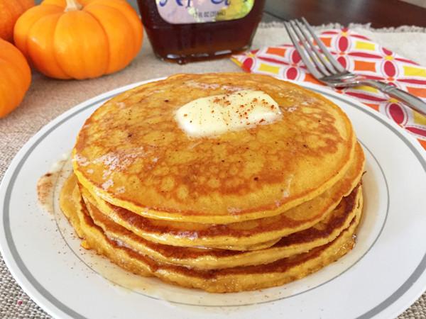 Pumpkin Pancakes Recipe  IHOP Pumpkin Pancakes Recipe