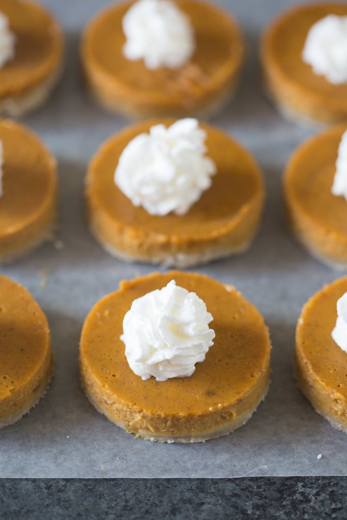 Pumpkin Pie Bite  Pumpkin Pie Bites