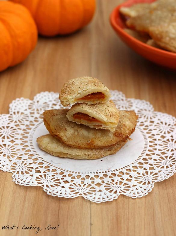 Pumpkin Pie Bite  Pumpkin Pie Bites Whats Cooking Love