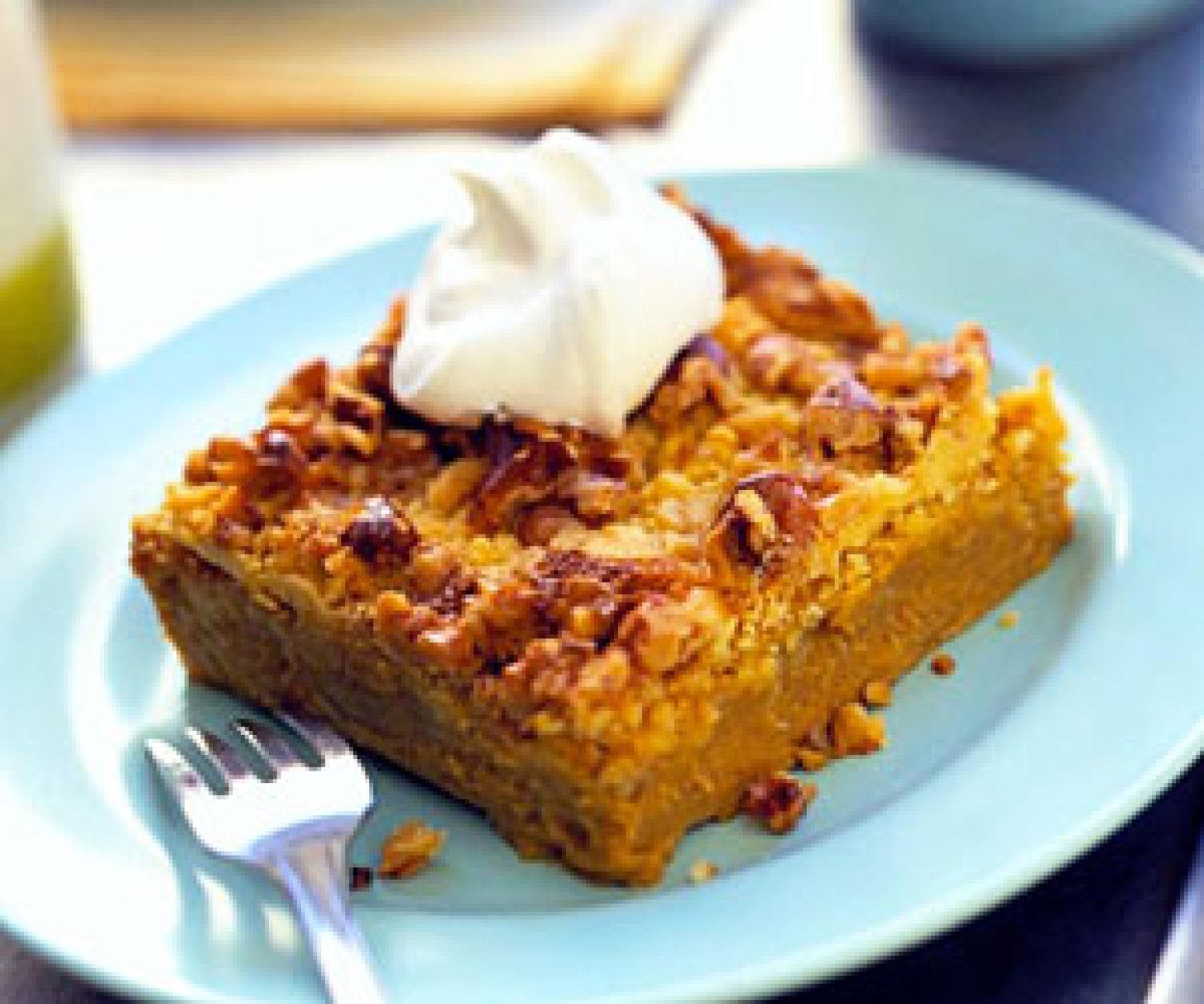 Pumpkin Pie Cake Recipe  Pumpkin Pie Cake Recipe 2