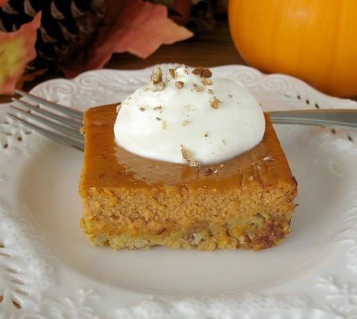 Pumpkin Pie Cake Recipe  Pumpkin Pie Cake Recipe Thanksgiving Food