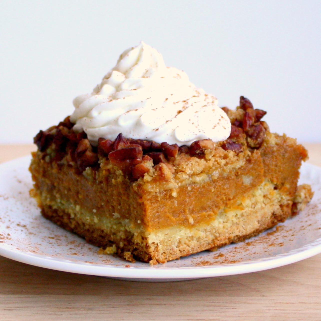 Pumpkin Pie Cake Recipe  A Bitchin Kitchen Pumpkin Pie Cake