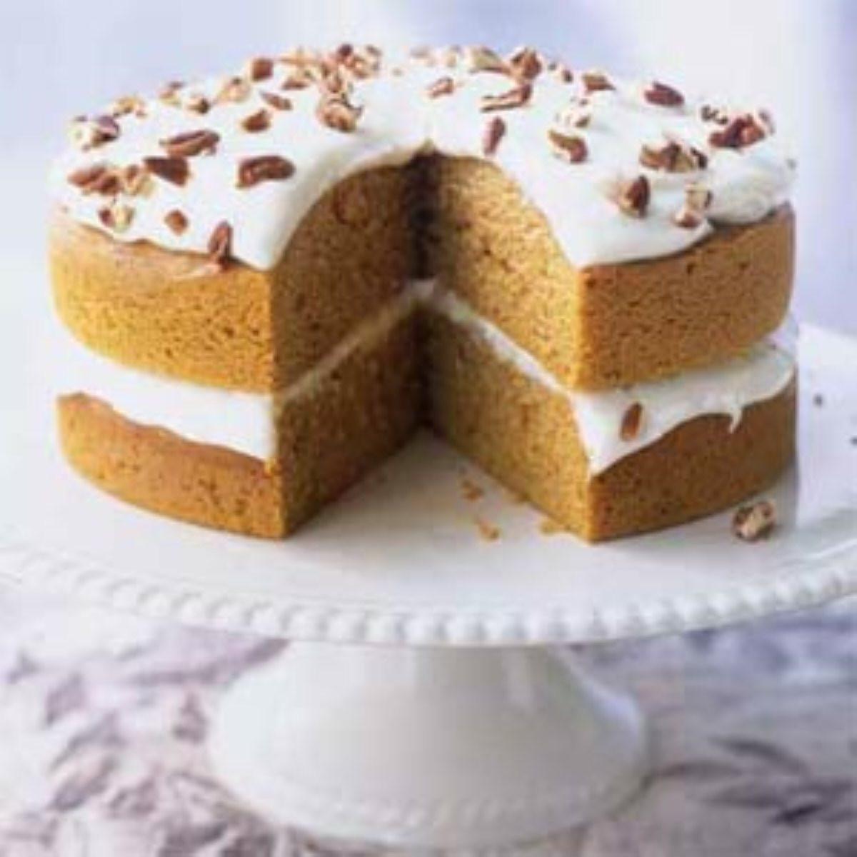 Pumpkin Pie Cake Recipe  Pumpkin Pie Cake BigOven