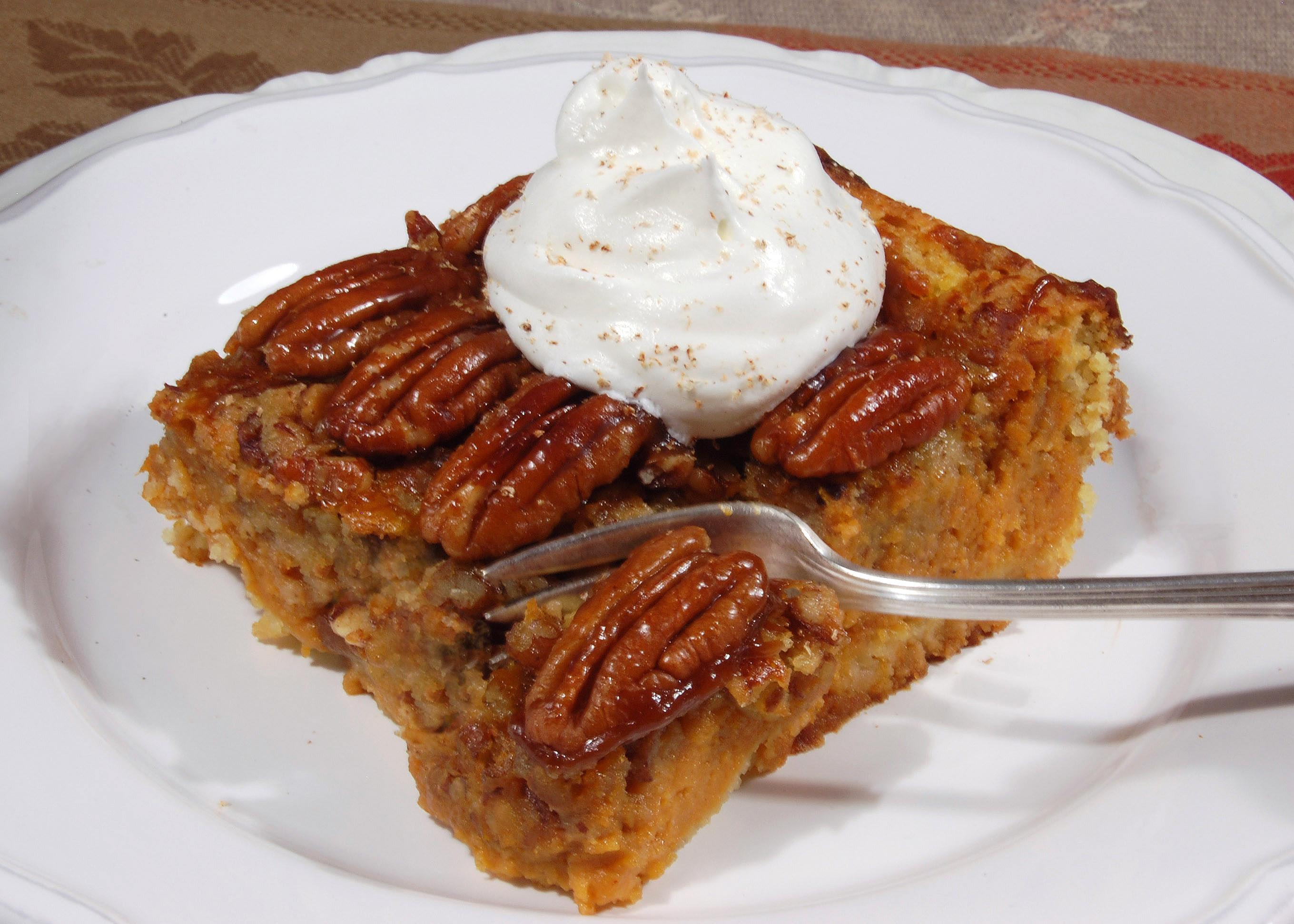 Pumpkin Pie Cake Recipe  Pumpkin Pie Cake Too Good for Words