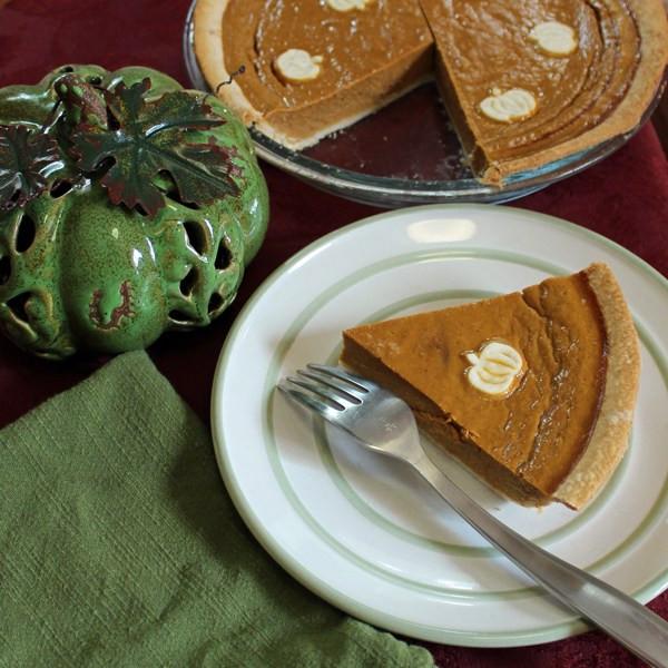 Pumpkin Pie Condensed Milk  Pumpkin pie without canned milk