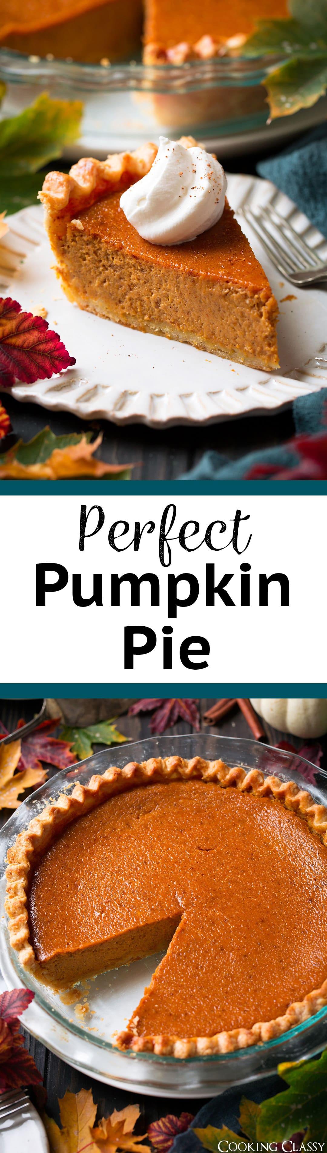 Pumpkin Pie Condensed Milk  pumpkin pie recipe without evaporated milk
