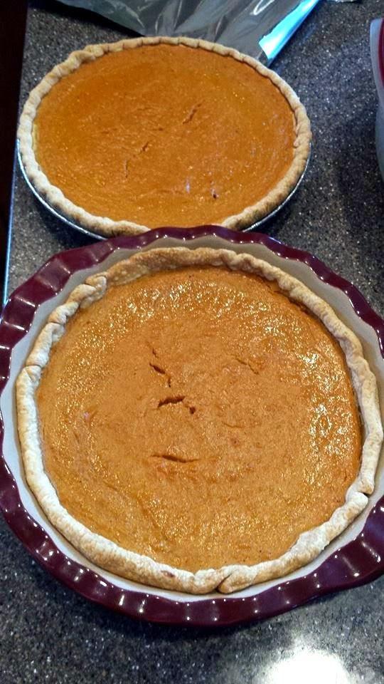 Pumpkin Pie Condensed Milk  Making Pumpkin Pie Without Evaporated Milk Oak Hill