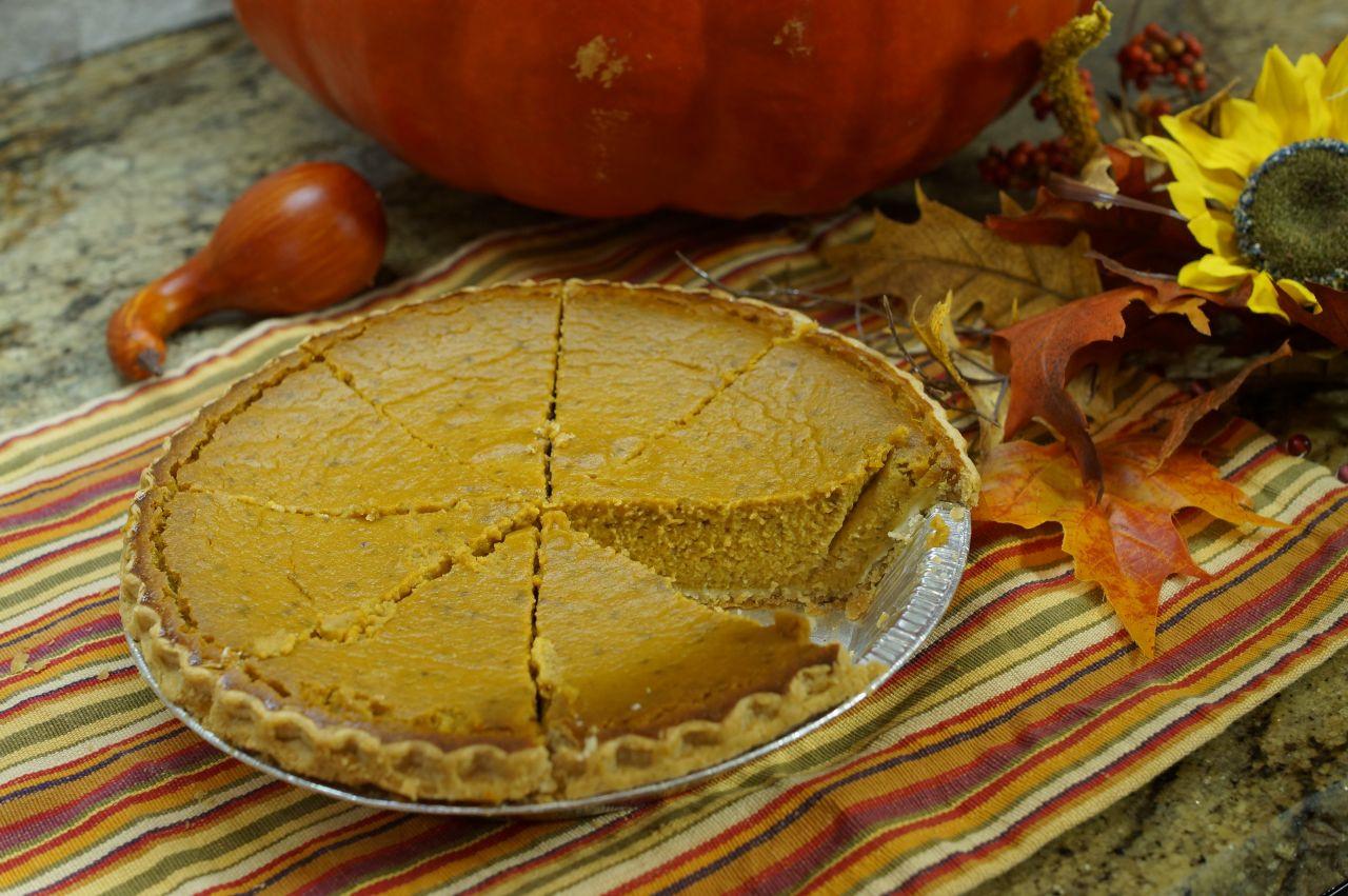 "Pumpkin Pie Filling From Scratch  AETN ""Cook With Brooks"" — ""From Scratch"" Pumpkin Pie Filling"
