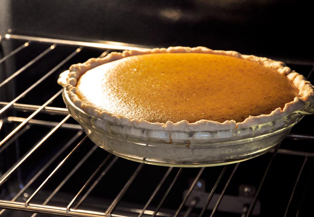 Pumpkin Pie Filling From Scratch  How to make a pie out of a pumpkin