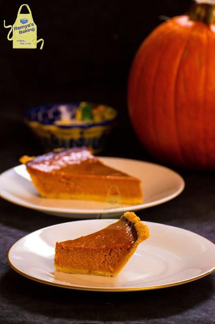 Pumpkin Pie Filling From Scratch  Pumpkin Pie from scratch