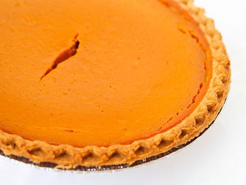 Pumpkin Pie Filling From Scratch  Pumpkin Pie Taste Test Frozen vs Canned Filling vs From