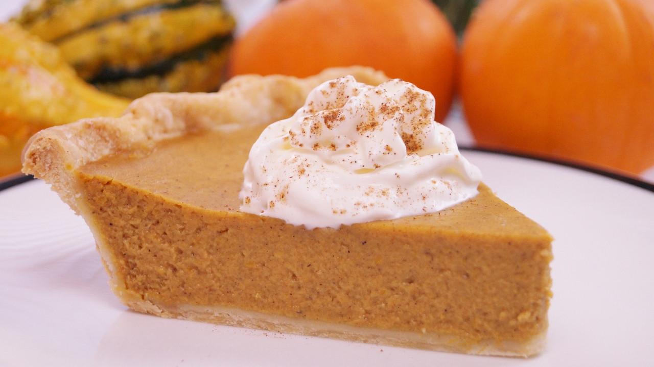 Pumpkin Pie Ingredients  Pumpkin Pie