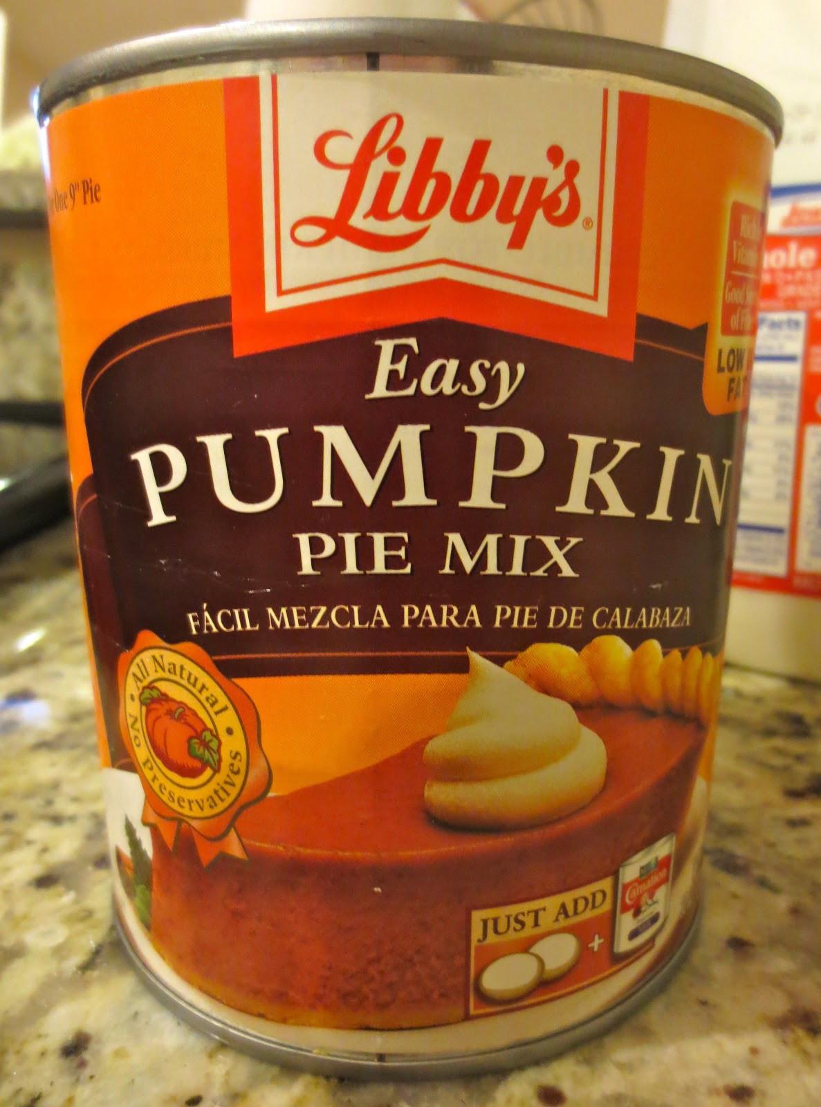 Pumpkin Pie Mix  Eat with Grace Spiked Pumpkin Pie White Hot Chocolate