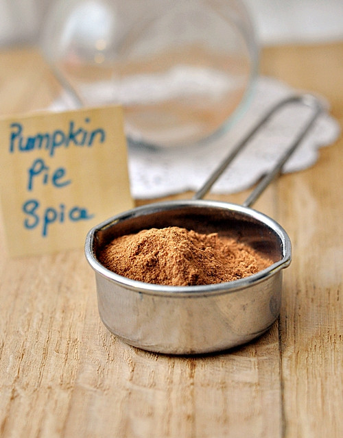Pumpkin Pie Mix  Make Your Own Pumpkin Pie Spice Mix Fuss Free Cooking