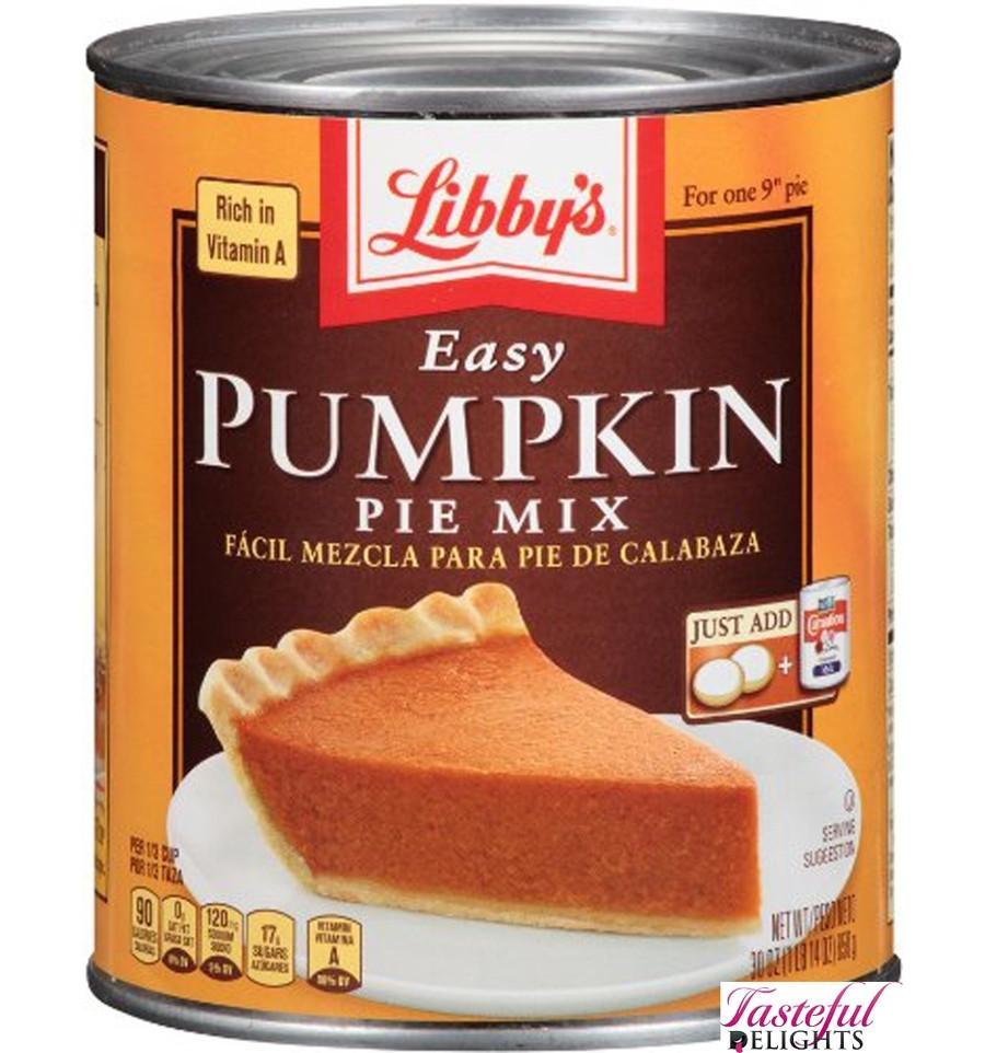 Pumpkin Pie Mix  Buy Libby s Tinned Pumpkin Pie Mix 850g line