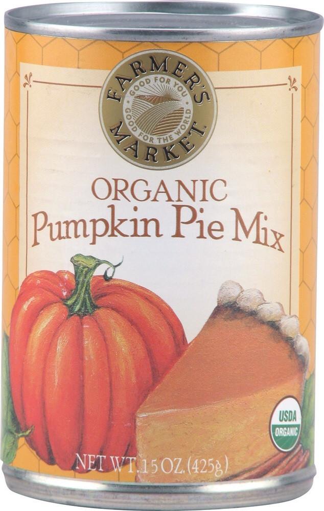 Pumpkin Pie Mix  Two Ingre nt Pumpkin Carrot Muffins For You Pumpkin