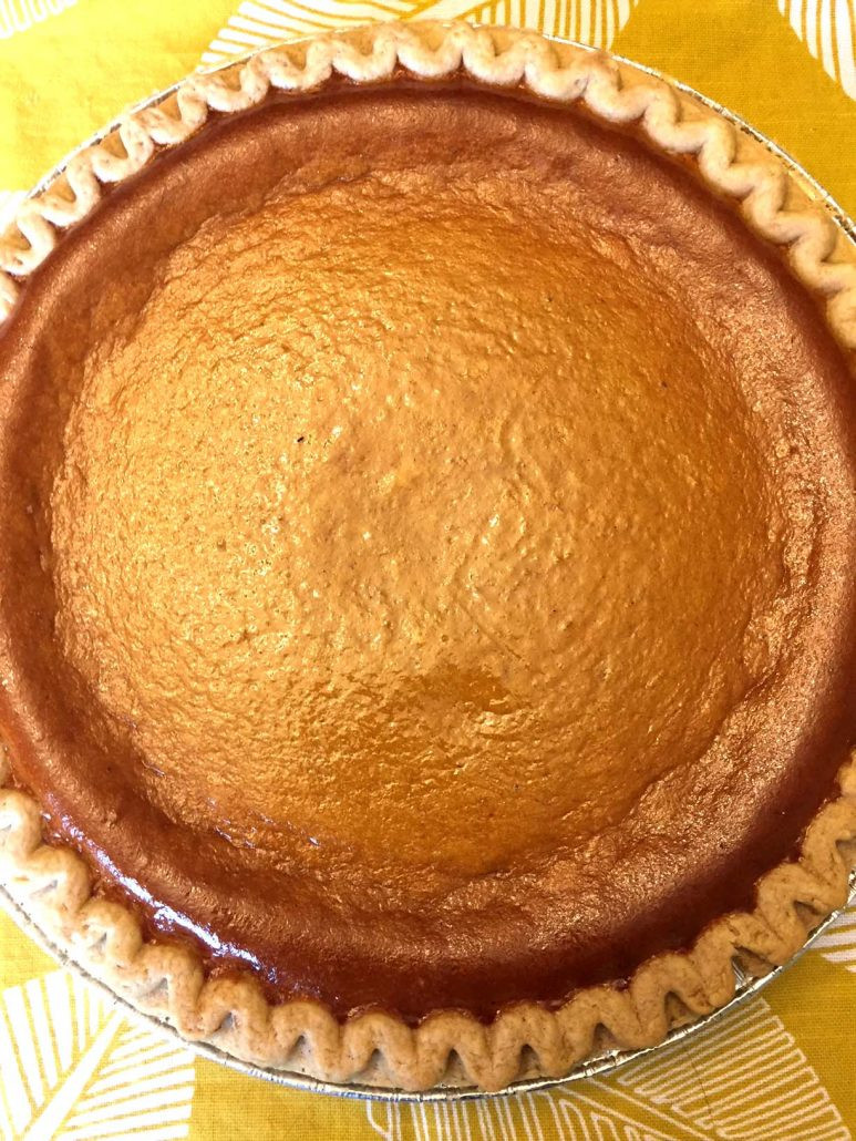 Pumpkin Pie Recipe Easy  Easy Pumpkin Pie Recipe With Sweetened Condensed Milk