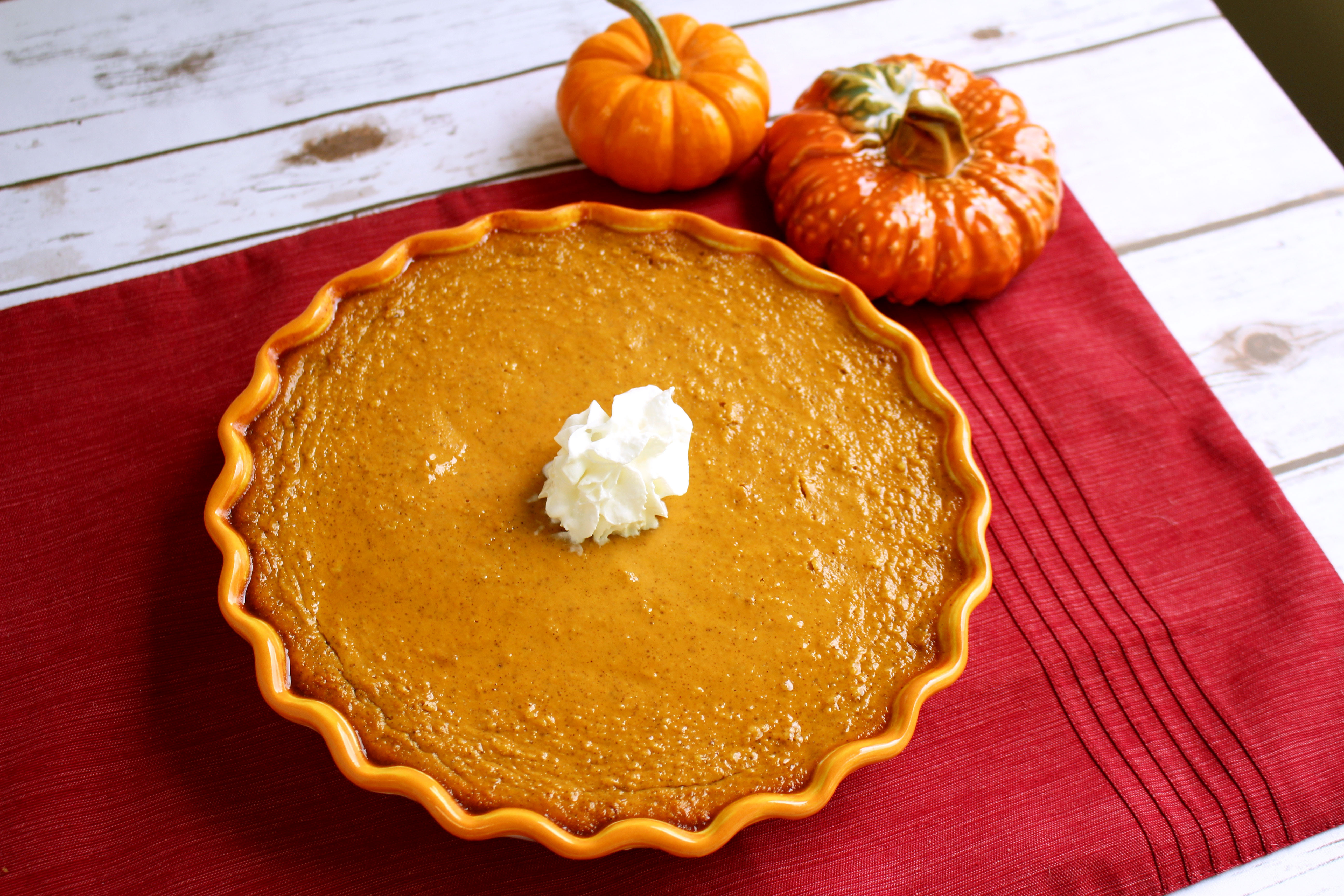 Pumpkin Pie Recipe Easy  Thanksgiving Pie Recipes You ll Want to Gobble Up