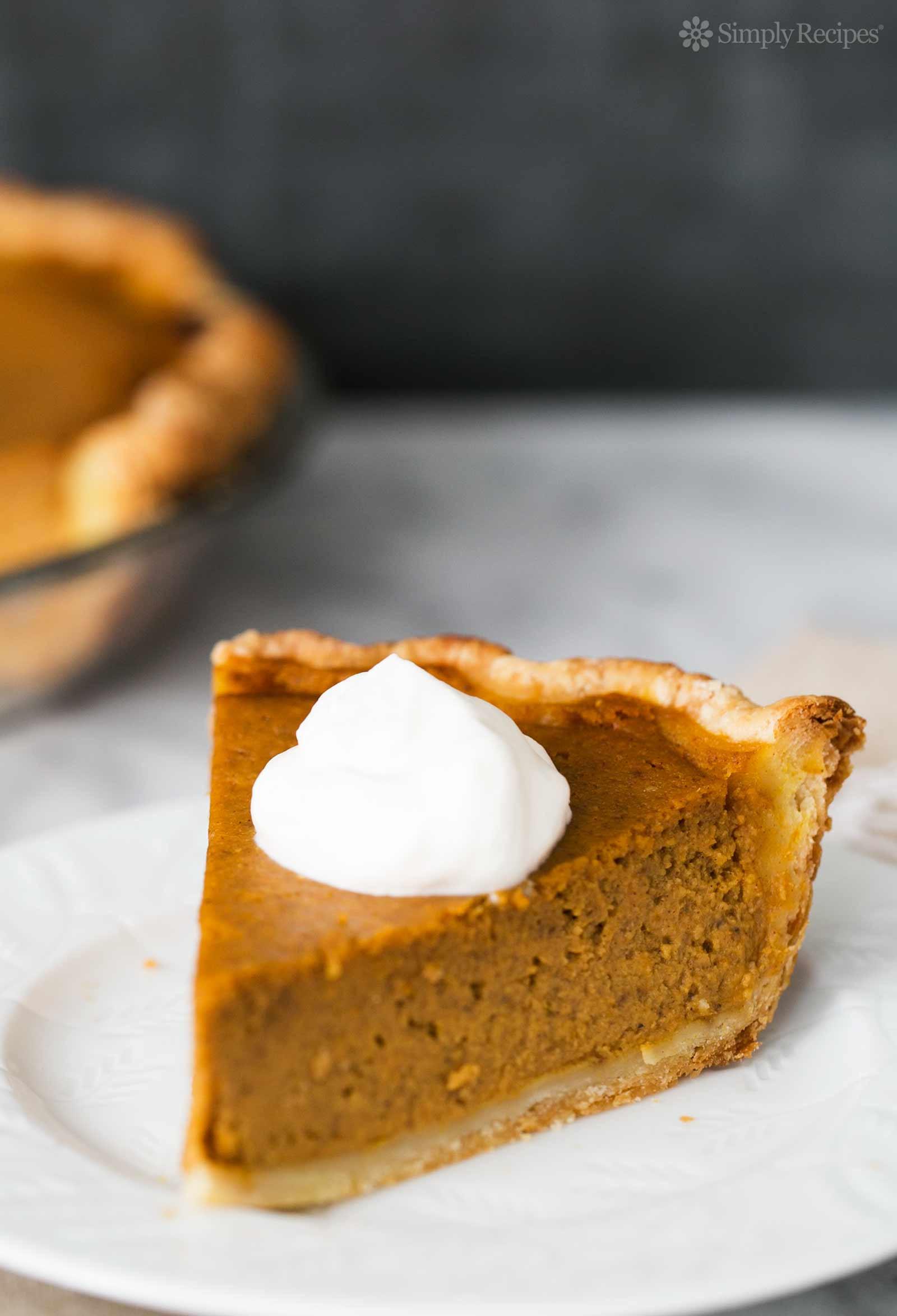 Pumpkin Pie Recipe With Fresh Pumpkin  Homemade Pumpkin Pie