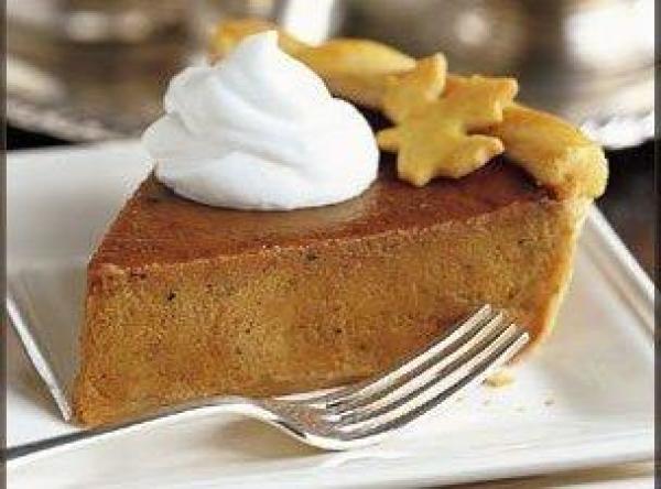 Pumpkin Pie Recipe With Fresh Pumpkin  Pumpkin Pie For Fresh Pumpkin ly Recipe