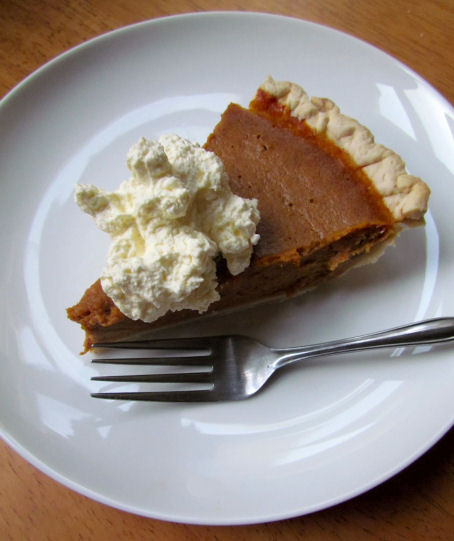 Pumpkin Pie Recipe With Milk  Yes You Can Make Pumpkin Pie Without Evaporated Milk